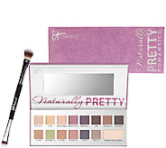 IT Cosmetics The Romantics Naturally Pretty Matte Palette w/Brush - A266447
