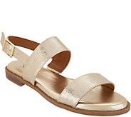 Franco Sarto Back Strap Sandals - Velocity - A306948