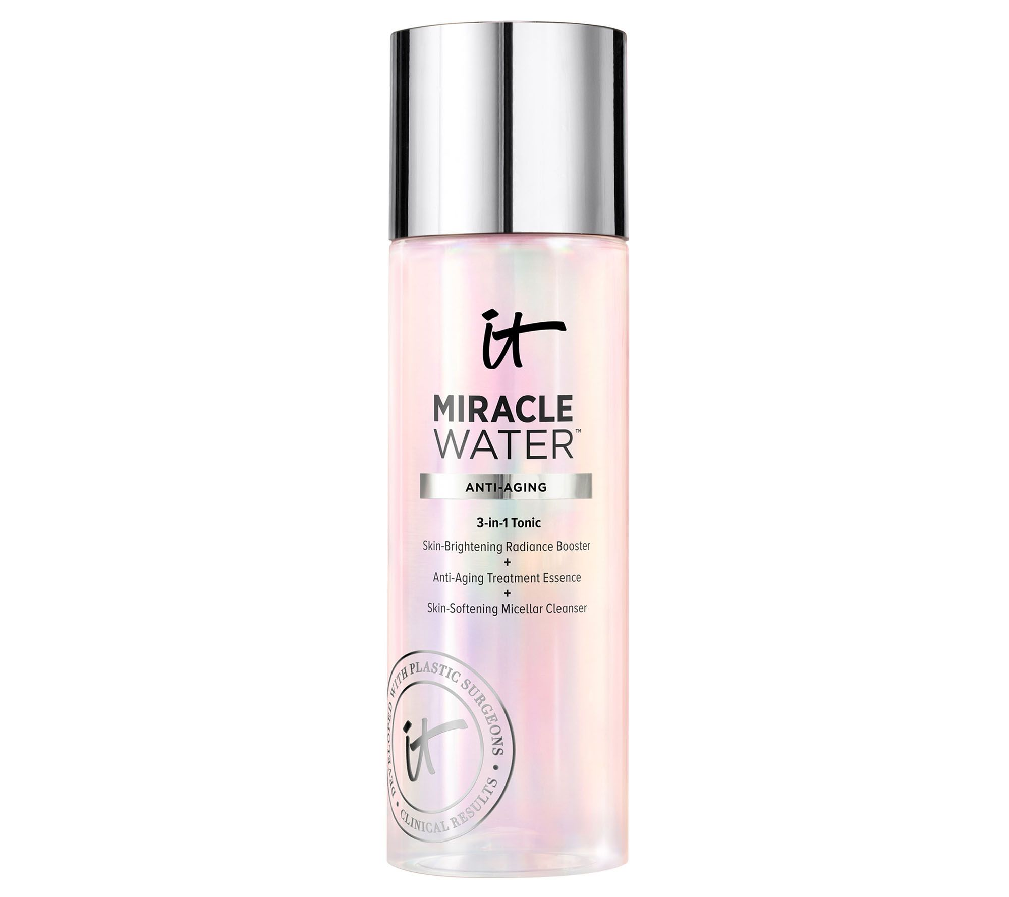 IT Cosmetics Miracle Water Radiance Boosting 3-in-1 Tonic - Page 1 ...