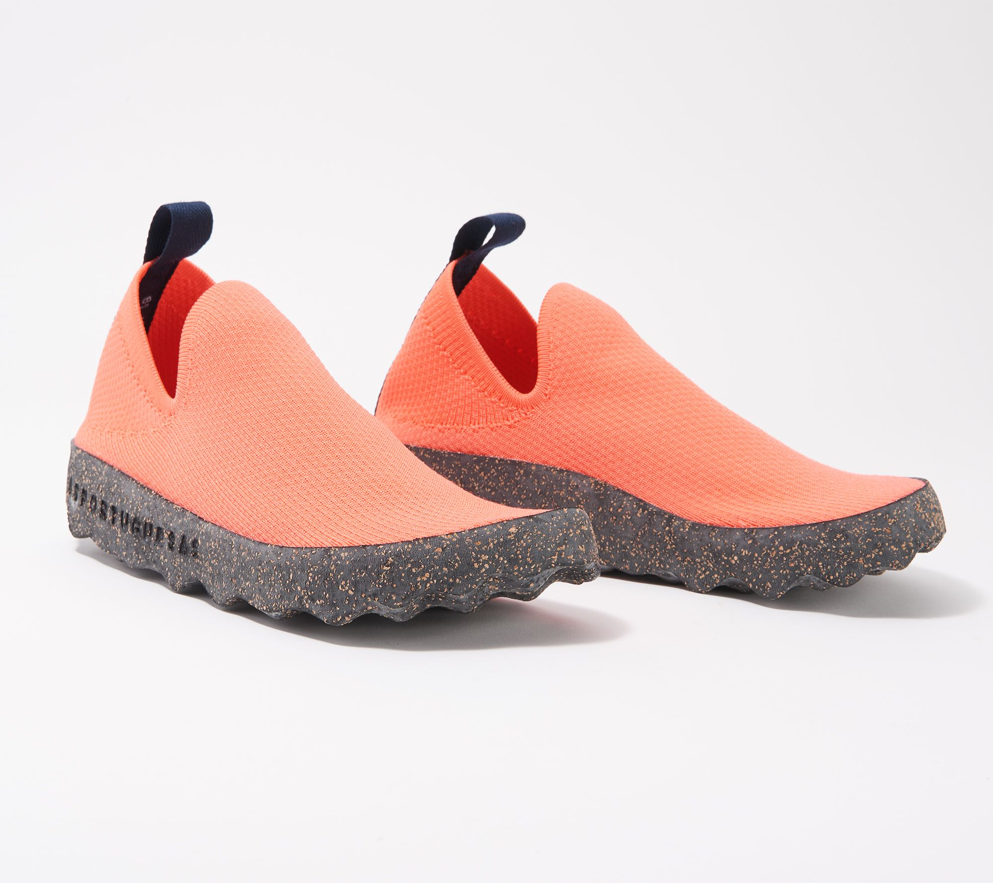 Copper Fit Womens Merry Mesh Slip On Shoe Sneaker Grey Size 10 M US