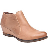 Dansko Leather Booties - Luann - A412448