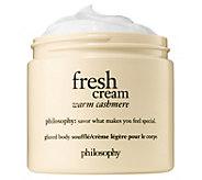 philosophy glazed body souffle, 16 fl oz - A412848