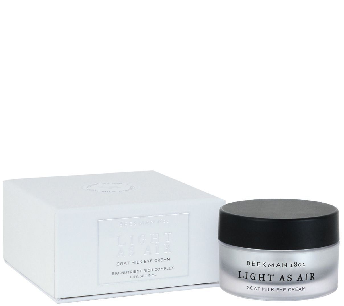 Beekman 1802 Light as Air Goat Milk Eye Cream — QVC com