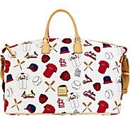 Dooney & Bourke MLB Cardinals Duffel Bag - A280249