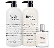 philosophy fresh cream dreamy trio Auto-Delivery - A267550