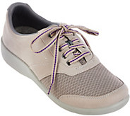 CLOUDSTEPPERS by Clarks Lace-up Sneakers - Sillian Emma - A277650