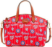 Dooney & Bourke MLB Nylon Nationals Small Satchel - A281750