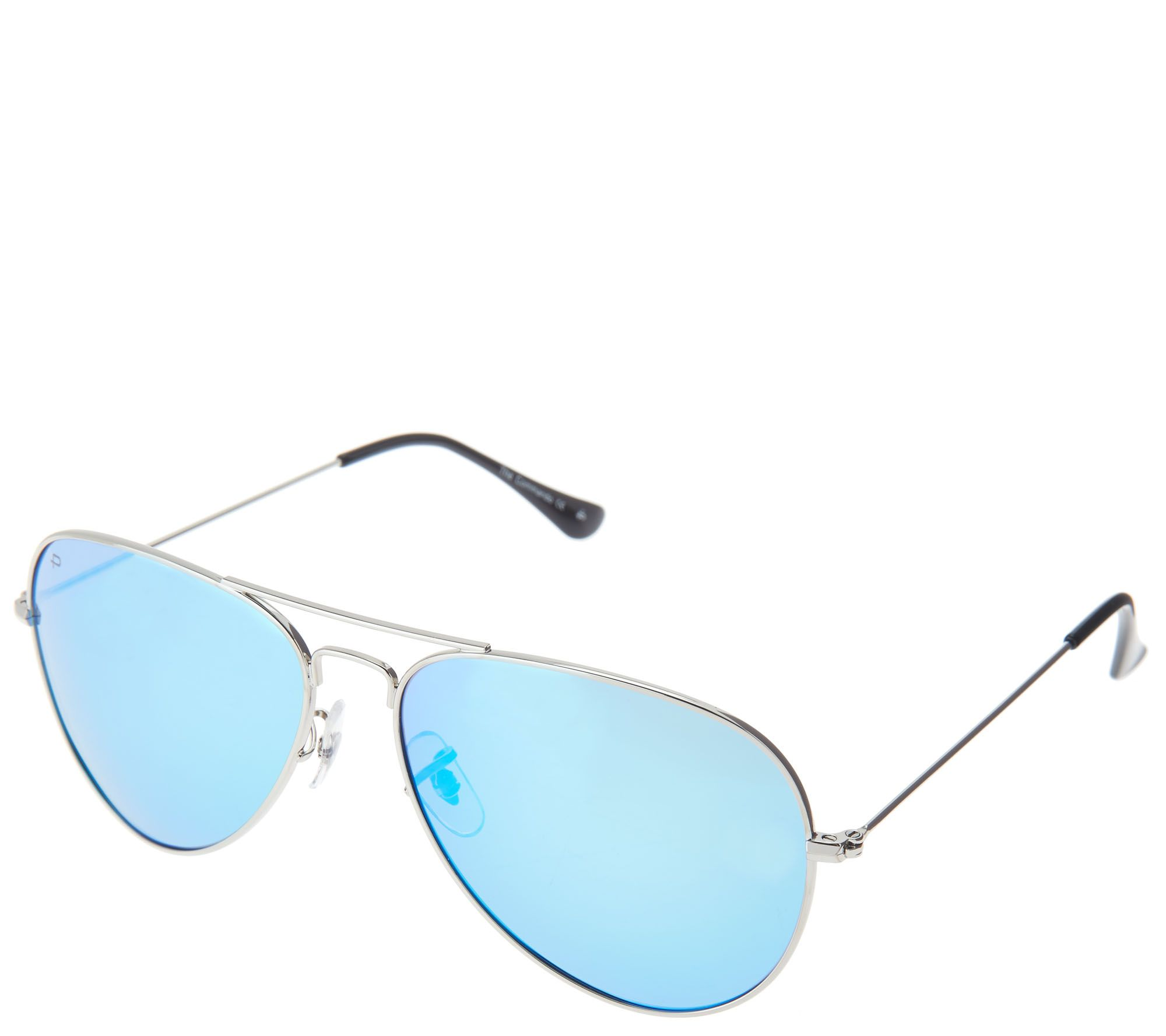 bd71564e586 Prive Revaux Commando Aviator Polarized Sunglasses - Page 1 — QVC.com