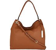 Vince Camuto Leather Hobo Handbag - Nadja - A308750
