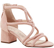 Sole Society Strappy Sandals - Jenina - A357850