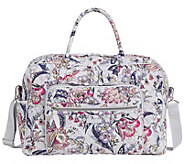 Vera Bradley Iconic Signature Weekender Travel Bag - A415150