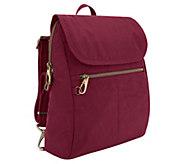 Travelon Anti-Theft Signature Slim Backpack - A426150