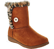 Vionic Slipper Boots - Fairfax - A272051