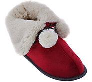 Cuddl Duds Snuggle Cuddle Slipper - A281651