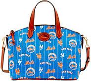 Dooney & Bourke MLB Nylon Mets Small Satchel - A281751