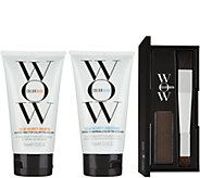 Color WOW Root Cover Up with Travel Shampoo & Conditioner - A293451