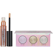 Laura Geller Life Glows On! Illuminator Palette with Lipgloss - A303351