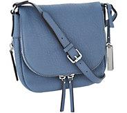 Vince Camuto Leather Crossbody Handbag - Bailey - A308751