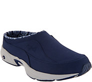 As Is Ryka Canvas Slip-On Mules-Catalyst Mule - A349951