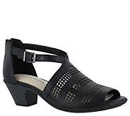 Easy Street Peep Toe Sandals - Anita - A363951