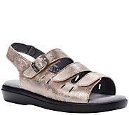 Propet Leather Sandals - Breeze Walker - A317152