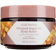Josie Maran Argan Oil Super-Size 19oz Body Butter Auto-Delivery - A344352