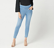 Belle by Kim Gravel Petite Flexibelle Ankle Jeans - A347152