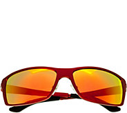Breed Kaskade Polarized Sunglasses - Red - A361252