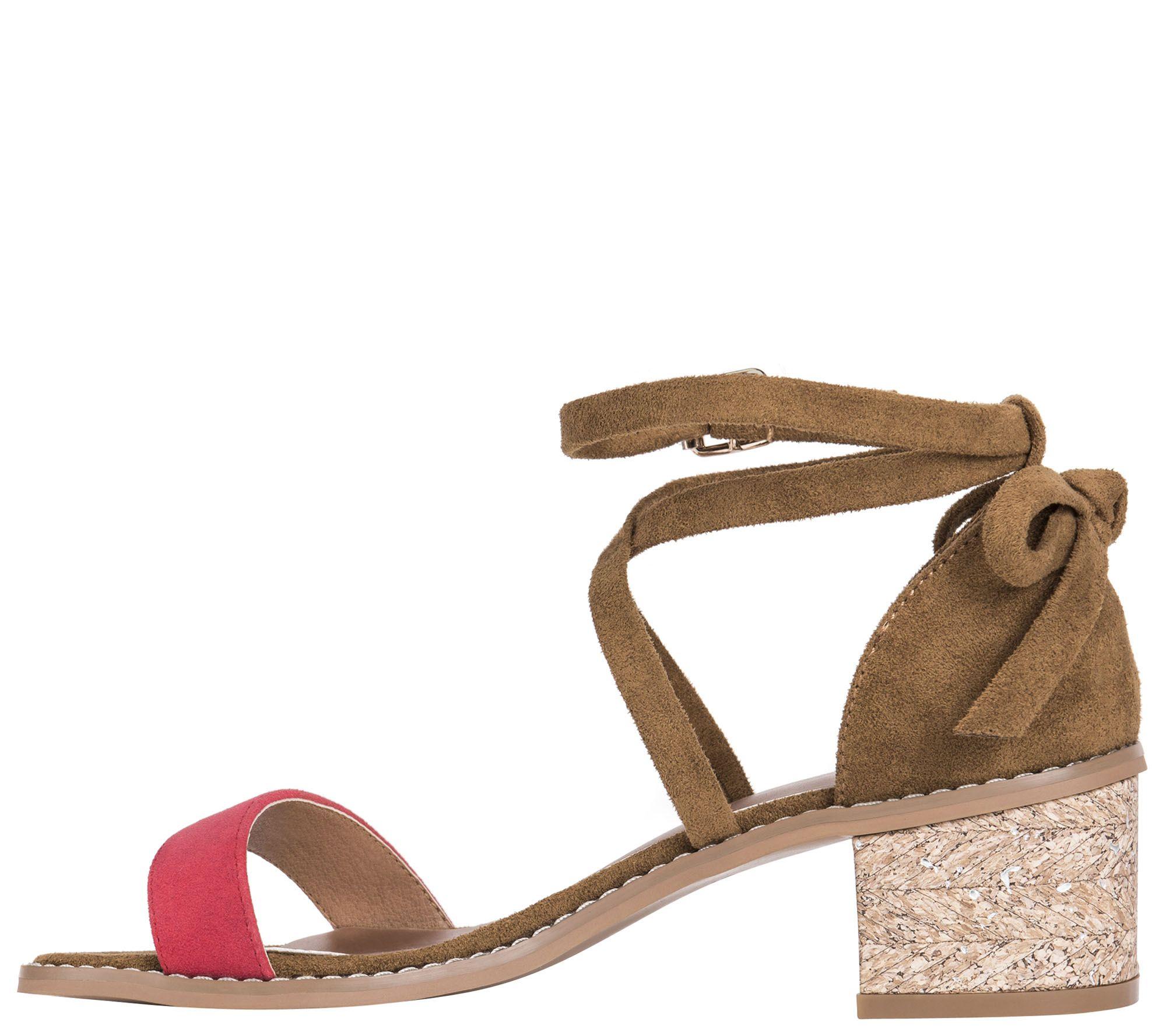 024f933c1a46 MUK LUKS Sandals - Sasha — QVC.com