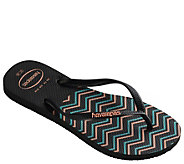 Havaianas Thong Sandals - Slim Zig Zag - A413252