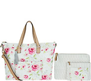 DENA Weekender with Travel Pouch and Laptop Case - A293553