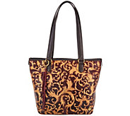 Tignanello Vintage Leather Prescott Shopper Handbag - A296553