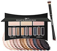 IT Cosmetics Superhero Luxe Eyeshadow Palette w/Brush Auto-Delivery - A296953
