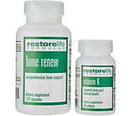 RestoreLife Formulas Bone Renew Vitamin K 30-day Supply - A297553