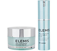 ELEMIS Pro-Collagen Marine Cream & Super Serum 2-Piece Set - A297653