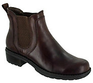 Eastland Double Up Leather Ankle Boots - A331153