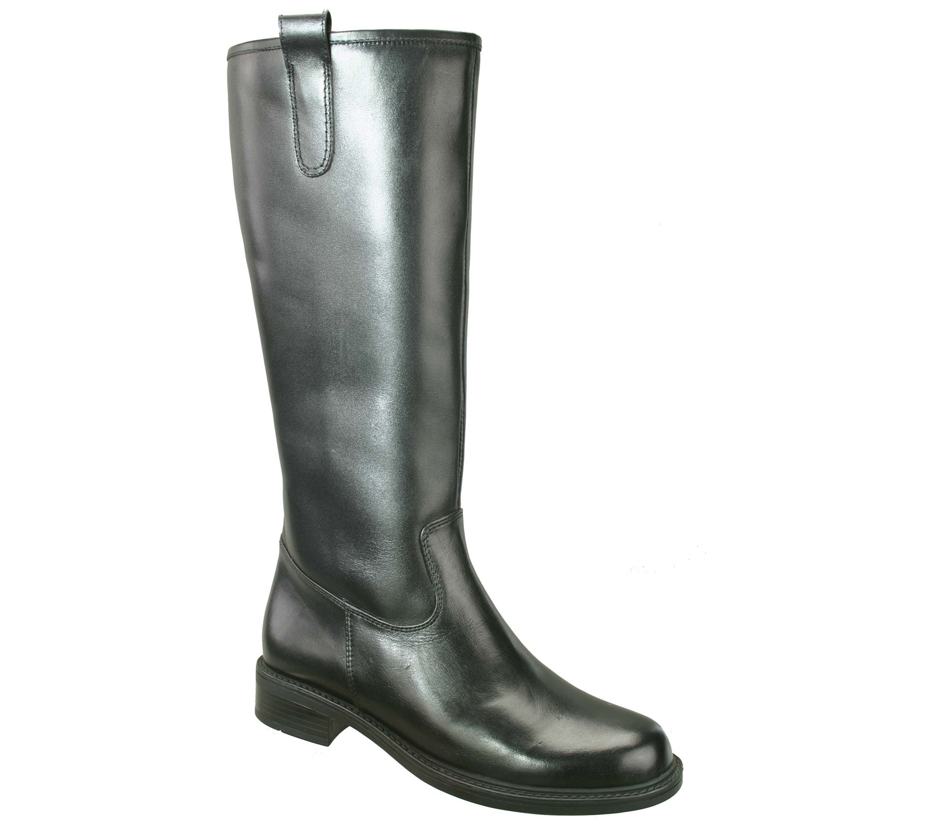 99c25c3d677 David Tate Extra-Wide-Calf Tall Leather Boots -Best 20 - Page 1 — QVC.com