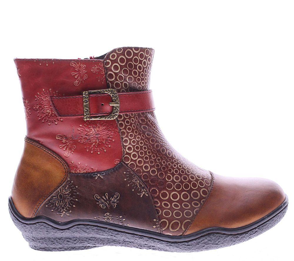 Spring Step Indigo Boot