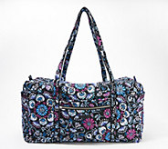 Vera Bradley Signature Print Travel Duffle Bag - A367353