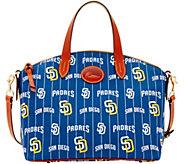 Dooney & Bourke MLB Nylon Padres Small Satchel - A281754