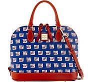 Dooney & Bourke NFL Giants Zip Zip Satchel - A285754