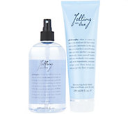 philosophy shimmer with grace & love fragrance layering duo - A302954