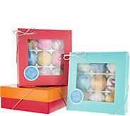 Fizz & Bubble Bath Fizzy Truffle Trio - A307554
