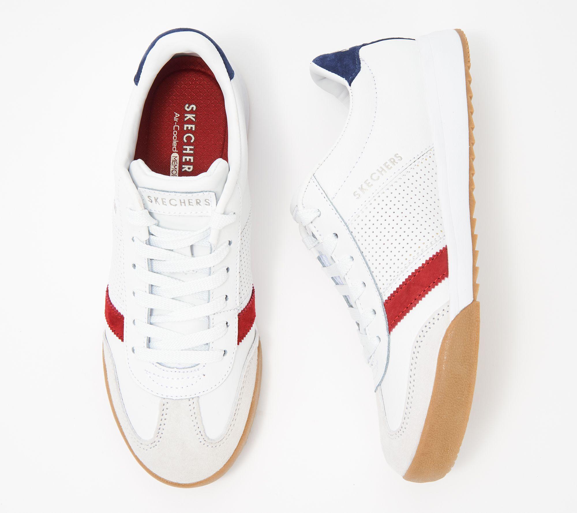 694e9eee874d Skechers Lace-Up Sneakers - Zinger Retro Rockers — QVC.com