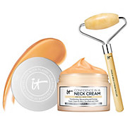 IT Cosmetics Confidence In a Neck Cream w/ Luxe Tool Auto-Delivery - A353754