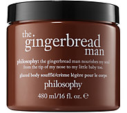 philosophy super-size holiday glazed body souffle, 16 oz - A363054