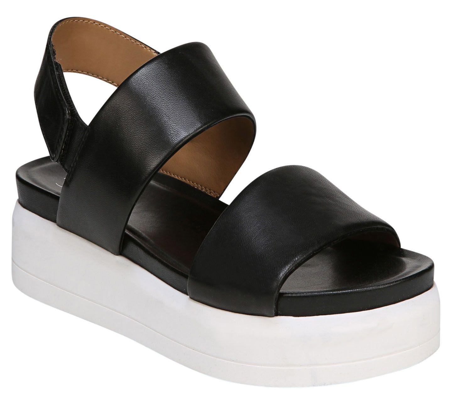 0ff9f24c870e Franco Sarto Sport Sandals - Kenan — QVC.com
