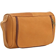 Le Donne Vaquetta Leather Toiletry Bag - A413354
