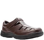 Propet Mens Diabetic Footwear Slip-On Sandals- Bayport - A423754