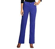 Liz Claiborne New York Petite Jackie Boot Cut 5-Pocket Jeans - A240855